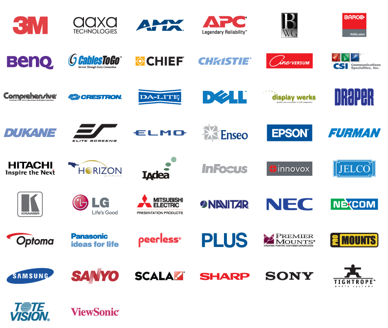 It's All About Satellites Manufacturer Partners