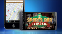 DIRECTV MVP Marketing Program - Sports Bar Finder App