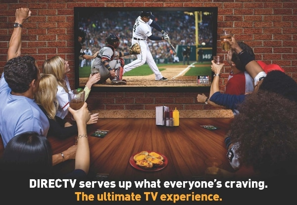 DIRECTV Switch and Save Event for Bars and Restaurants Header