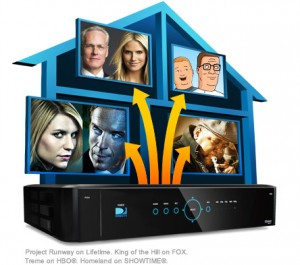 DIRECTV Genie - Whole Home DVR