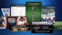DIRECTV MVP Marketing Program - Promotional Sports Kits