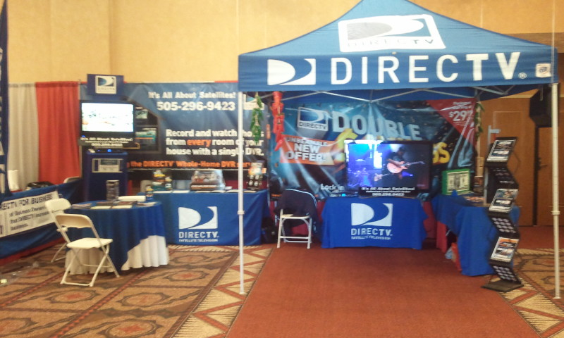 DIRECTV at the National Fiery Foods Show