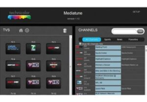 MediaTune Com1000 for Bars & Restaurants - Its All About