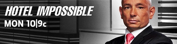Catch Hotel Impossible Tonight Featuring DIRECTV