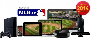MLB Extra Innings and MLB TV on DIRECTV 2014