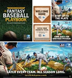 DIRECTV MVP Marketing Program On Premise Kits for MLB Extra Innings