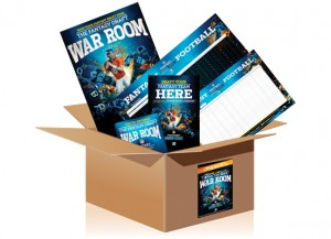 DIRECTV Fantasy Football Marketing Kit