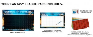 DIRECTV Fantasy Football Draft League Kit
