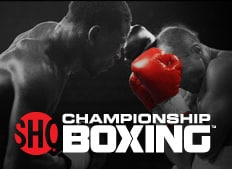 Showtime Championship Boxing On DIRECTV