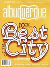 Aimee Duran and the Duke City Darlins Honored for Humanitarian Work by Albuquerque the Magazine