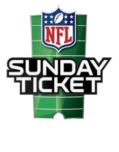 NFL SUNDAY TICKET - Only on DIRECTV