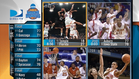 DIRECTV Sports Mix Channel March Madness