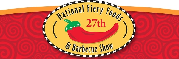 Come Visit Our DIRECTV Booth at the 2015 National Fiery Foods Show