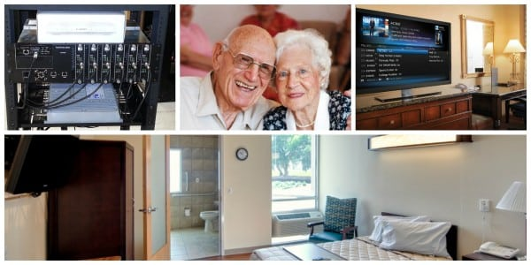 TV Systems for Assisted Living and Senior Care
