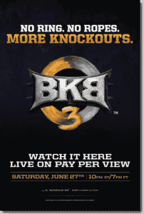 BKB 3 Event Poster - DIRECTV MVP Marketing