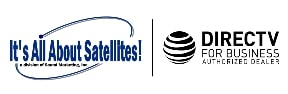Its All About Satellites DIRECTV for Business logo