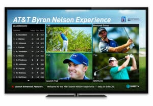 DIRECTV PGA Experience Mix Channel - Extended coverage of PGA GolF Exclusiely on DIRECTV - Its All About Satellites TV for Bars TV for Restaurants