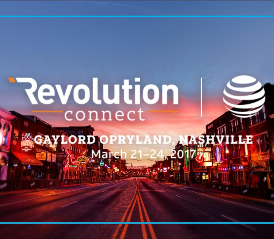 DIRECTV Revolution Header - AT&T - Its All About Satellites