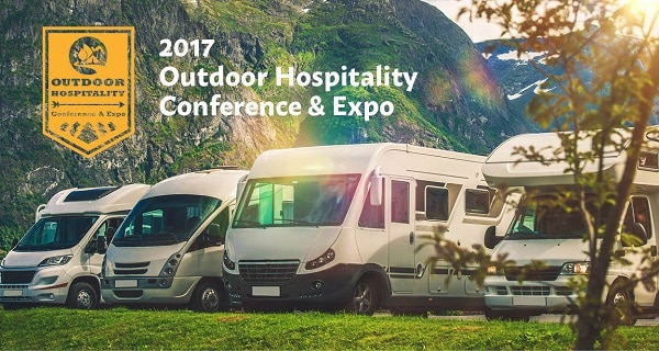 Join us at the 2017 ARVC Outdoor Hospitality Conference & Expo