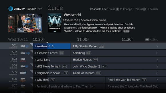 DIRECTV HD Channel Guide - Its All About Satellites - DIRECTV for Hospitality Authorized Dealer