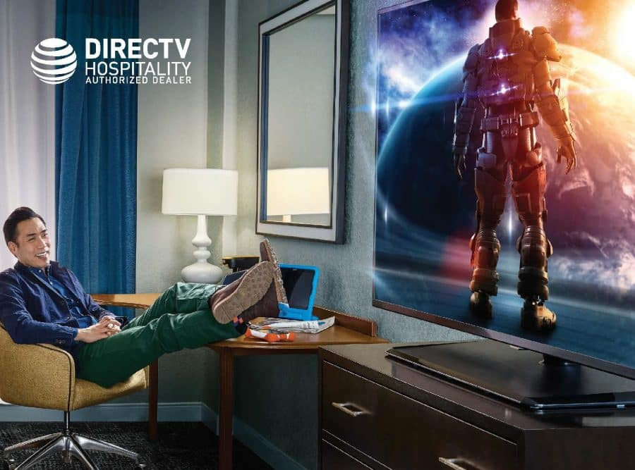 DIRECTV for Hotels - Its All About Satellites Authorized DIRECV Hospitality Dealer - TV for Hotels