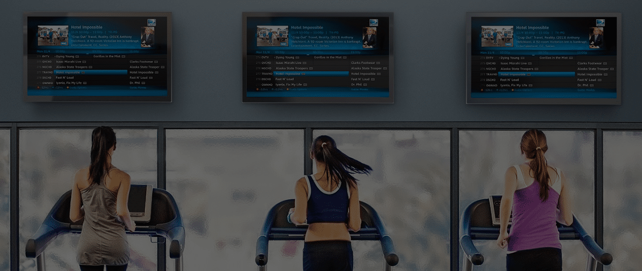 DIRECTV for Fitness Centers and Gyms from Its All About Satellites