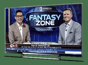NFL Sunday Ticket FAntasy Zone on DIRECTV 2020