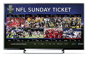 NFL Sunday Ticket Game Mix 2020 - Only on DIRECTV