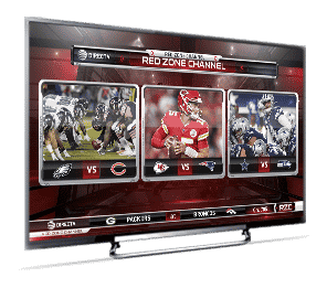 NFL Sunday Ticket Red Zone Channel On DIRECTV 2020