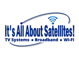 Its All About Satellites logo 800-951-1979