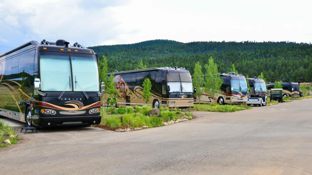Angel Fire RV Resort - RV Parks and Campgrounds