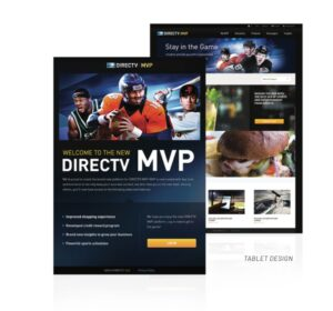 DIRECTV MVP Marketing Program for Bars and Restaurants - Its All About Satellites - DIRECTV for Business Authorized Dealer
