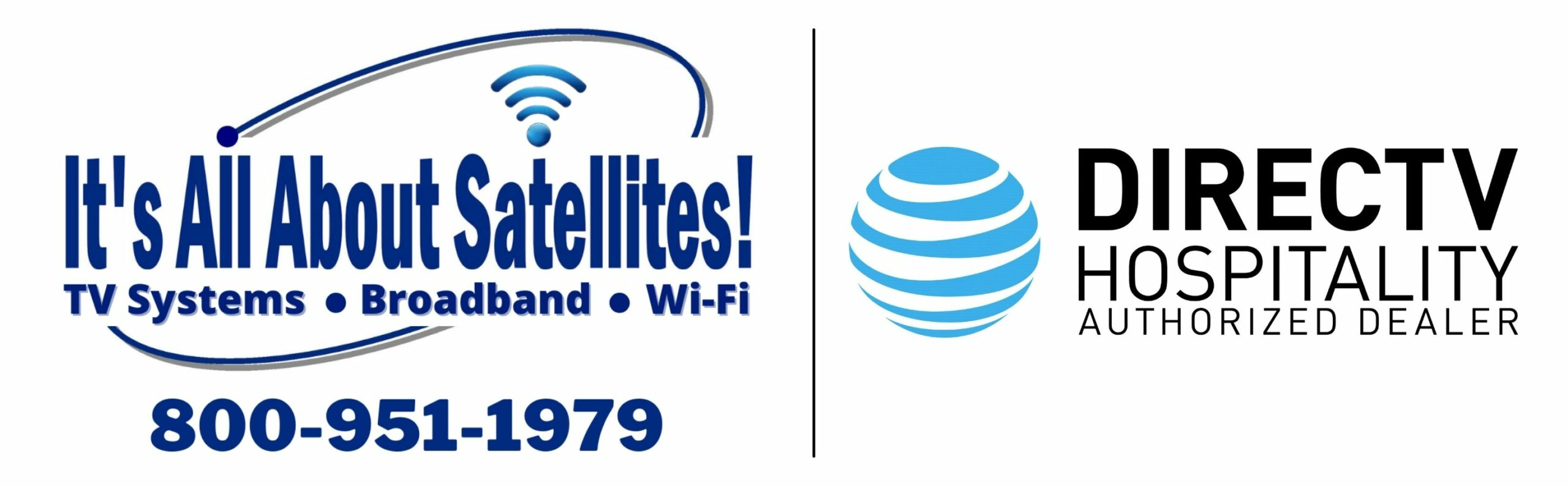 Its All About Satellites DIRECTV Hospitality Authorized Dealer. TV for Hotels, TV for RV Parks & Campgrounds, TV for Assisted Living & Healthcare, High Speed Internet, Wi-Fi Networks