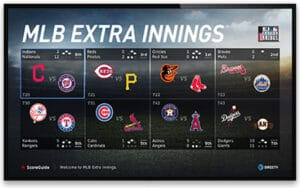 MLB Extra Innings Mix Channel 2019 from Its All About Satellites DIRECTV Authorized Dealer