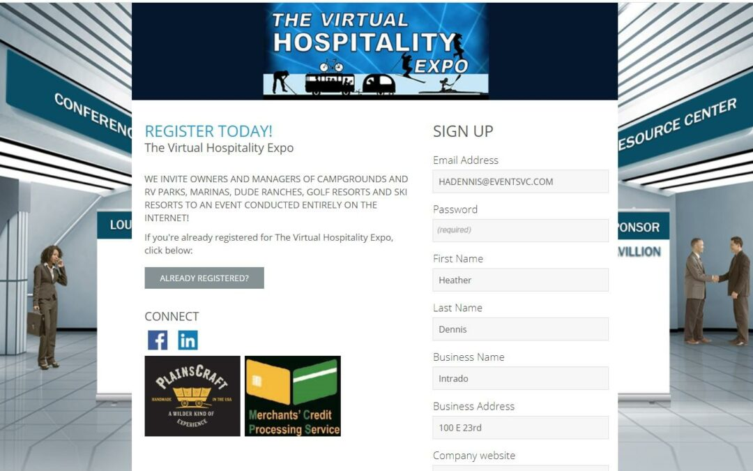 Virtual Hospitality Expo Set to Open Again on Oct. 20-21